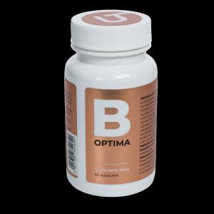 B-OPTIMA - kompleks witamin B z nukleotydami