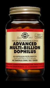 Solgar Advanced Multibillion Dophilus