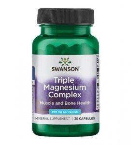Swanson Triple Magnesium Complex 30 kaps