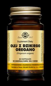 Solgar Olej z dzikiego oregano
