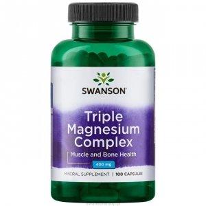 Swanson Triple Magnesium complex 100 kaps