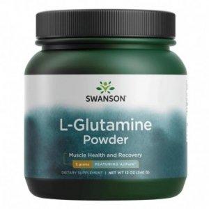 Swanson AjiPure L-glutamina 340g SWU428