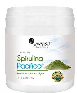 Aliness Spirulina Hawajska Pacifica® proszek 90g