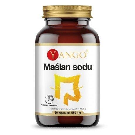 Yango Maślan sodu 90 kaps