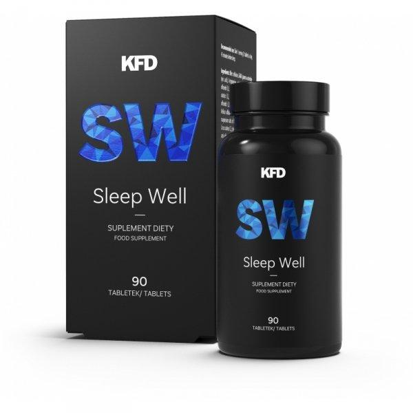 KFD Sleep Well 90 tabl.