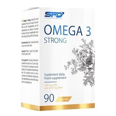 SFD Omega 3 Strong 90 kap