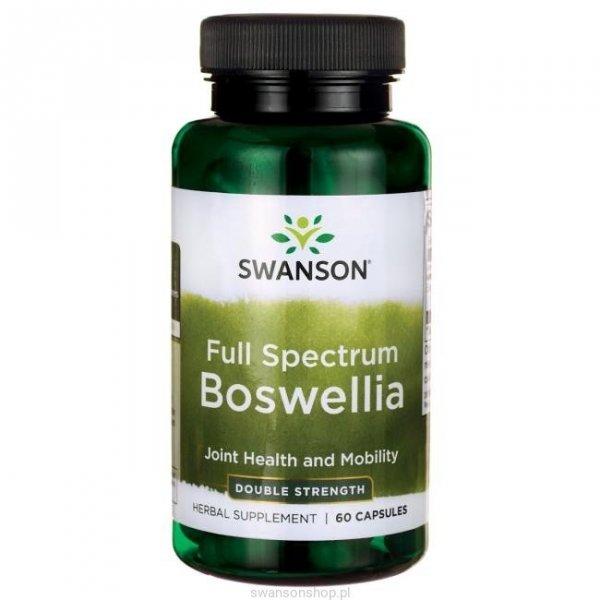 Swanson FS Boswellia forte 800 mg 60 kaps.