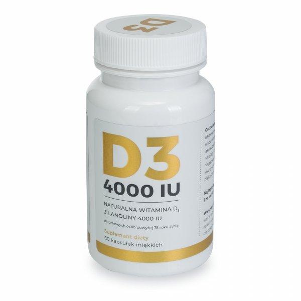 Visanto D3 z lanoliny 4000 IU