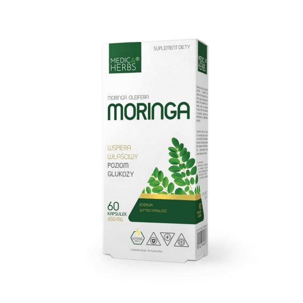 Medica Herbs Moringa