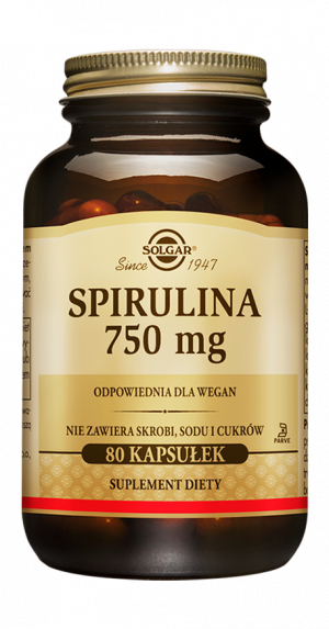 Solgar Spirulina 750mg
