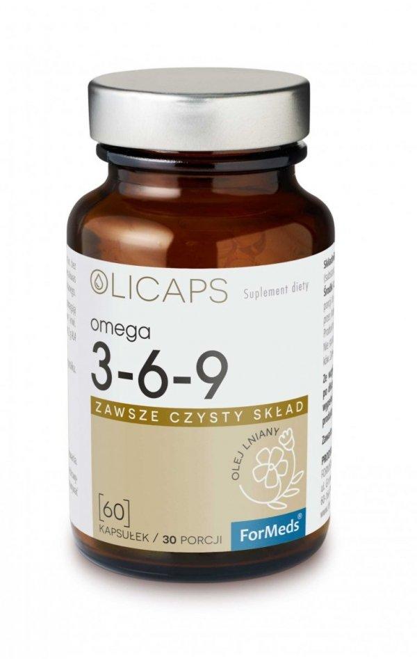 ForMeds OLICAPS OMEGA 3-6-9