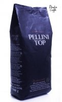 Zestaw - 6x kawa ziarnista - PELLINI Caffe TOP