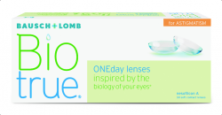 Biotrue OneDay for Astigmatism 30 szt