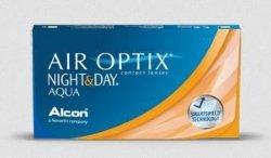Air Optix Night & Day Aqua™ 3 szt.