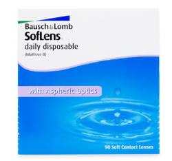Soczewki jednodniowe SofLens Daily Disposable 90 szt