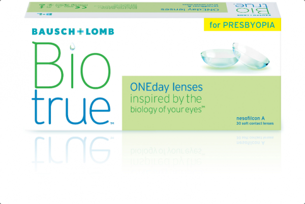 Biotrue OneDay for Presbyopia (multifocal) 30 szt