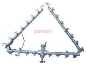 Przewoźne urządzenie do deszczowania upraw - szerokość belki 4.5