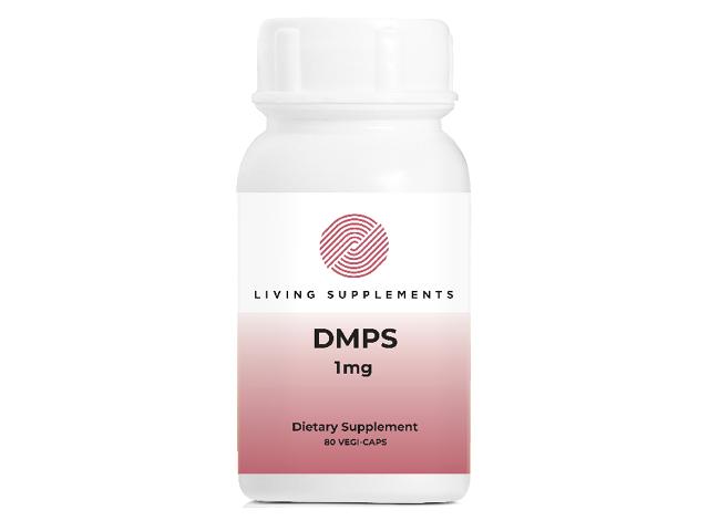 DMPS 1mg - 80 kapsułek - kwas dimerokaptopropanosulfonowy