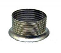 10x Pierścień, nakrętka metalowa oprawki E14