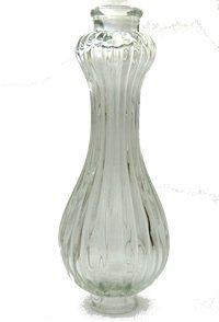 Kolumna szklana, podstawa, korpus lampy, lampki