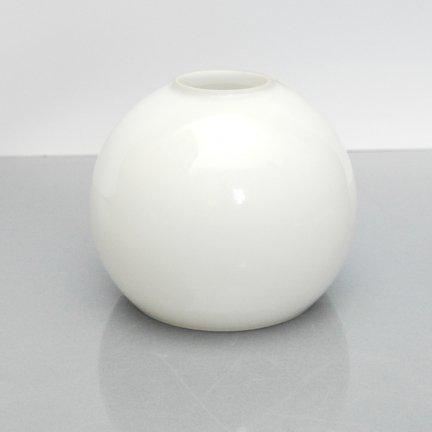 Klosz szklany kula otwarta 16cm do lamp- klosze do lamp