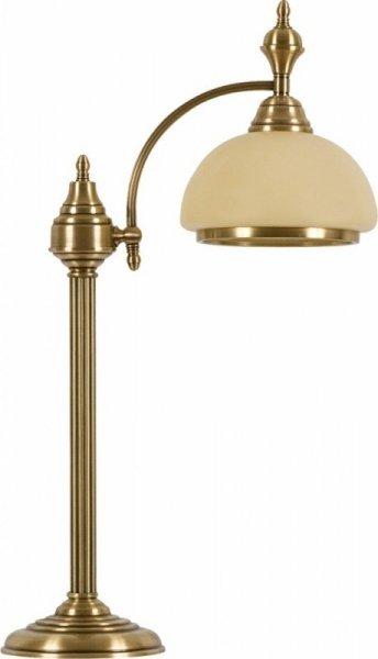 Lampka PALERMO Braun 520