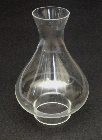 klosz do lampy naftowej z butelki
