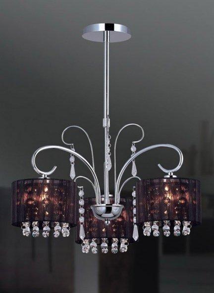 Lampa wisząca, żyrandol Italux Span MDM1583/3