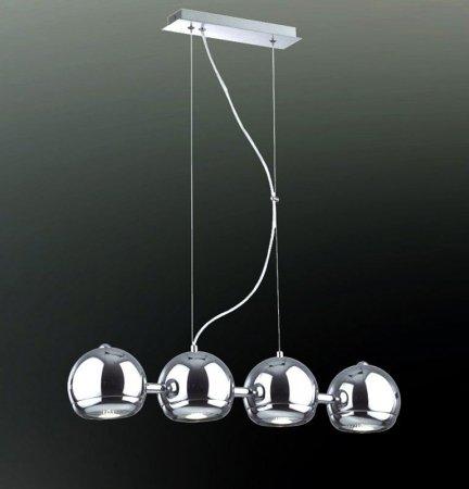 Lampa Wisząca żyrandol Italux Sferio Ma01394cg 004