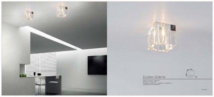 Plafon Cubo claro Orlicki Design