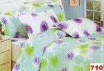 Poszewki na poduszki 40x40 bawełna satynowa wz. 0710