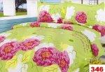 Poszewki na poduszki  40x40 bawełna satynowa wz. 0346