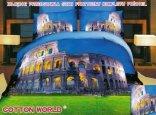 Pościel Premium Mikrowłókno 3D roz. 220x200 z prześcieradłem i jaśkami wz. FPW143