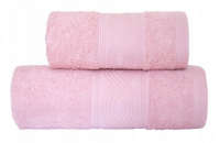 Ręcznik MARITIM 70x130 kolor różany