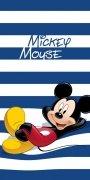 Ręcznik DISNEYA - Mickey Mouse  - rozmiar 70x140