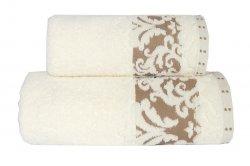 Ręcznik VENEZIA 70x140 kolor kremowy