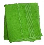 Ręcznik Bambusowy Moreno rozmiar 50x90 - Zieleń