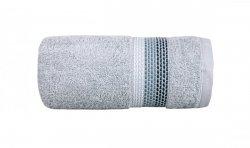 Ręcznik OMBRE 70x140 kolor popielaty