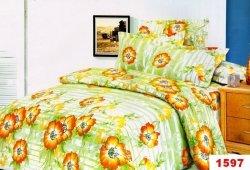 Poszewki na poduszki 40x40 bawełna satynowa wz.1597