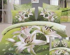 Pościel 3D satyna bawełniana roz. 160x200 wz. 3D172