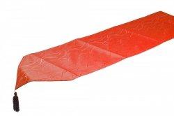Obrus plamoodporny Jedeka 33x140 szarfa Kolor: Czerwony