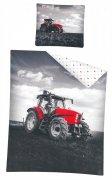 Pościel młodzieżowa 100% bawełna 160x200 lub 140x200 - Traktor wz. 2723A