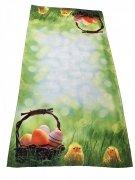 Obrus Wielkanocny Milano 60x120 100% Poliester H167