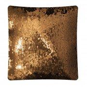 Poduszka ozdobna w cekiny Moose 30x30 - wz. C48K