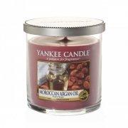 Świeca Yankee Candle Moroccan Argan Oil - mały pilar