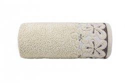 Ręcznik BELLA 70x140 kolor beżowy