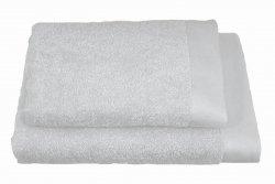 Ręczniki BAMBOO STYLE Andropol 70x140 wz. Szary jasny