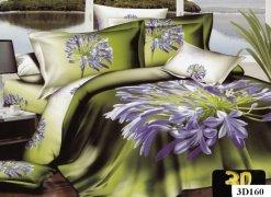 Pościel 3D satyna bawełniana roz. 220x200 wz. 3D160