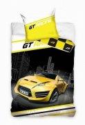 Pościel młodzieżowa 100% bawełna 160x200 lub 140x200 - GT RACING wz. NL187004