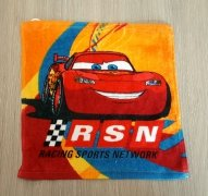 Ręcznik 30x30 cm Wzór: Cars